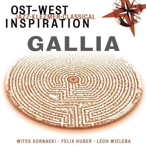 Price comparison product image West Inspiration-Gallia (Welt Klezmer Classical) by Kornacki,  Huber,  Wieleba (2008-01-01)