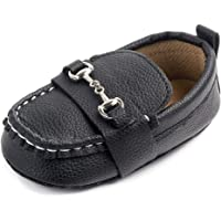 LONSOEN Baby-Girls BAY206 Baby Boys Loafers