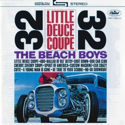 Beach Boys Albums (Little Deuce Coupe (2001 - Remaster))