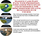 Hulking Cash Flow Pack with Promotion, Godfather Principles and eCommerce for Dehumidifiers On-line Businesses 3 CD Course