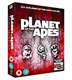 Planet of the Apes (Primal Collection) - 8-Disc Box Set ( Planet of the Apes / Beneath the Planet of the Apes / Escape from the Planet of the Apes / Conq [ Blu-Ray, Reg.A/B/C Import - United Kingdom ]