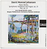 Image of Johansen: Symphonic Variations & Fugue / Pan / Piano Works