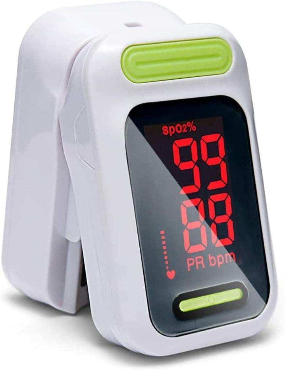 Oxímetro de pulso médico Oxímetro de pulso portátil Oxímetro de pulso LED Oxímetro de pulso Monitor de saturación de oxígeno en sangre