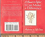 I Can Make a Difference 0062553313 Book Cover
