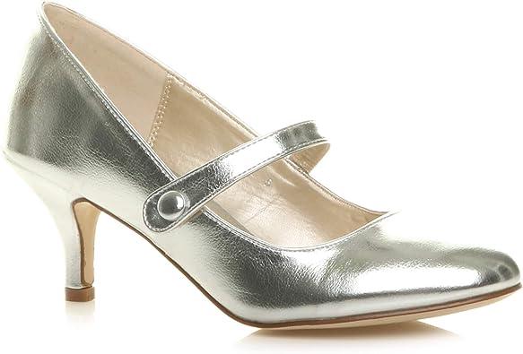 chaussures babies talon pour les fetes femme