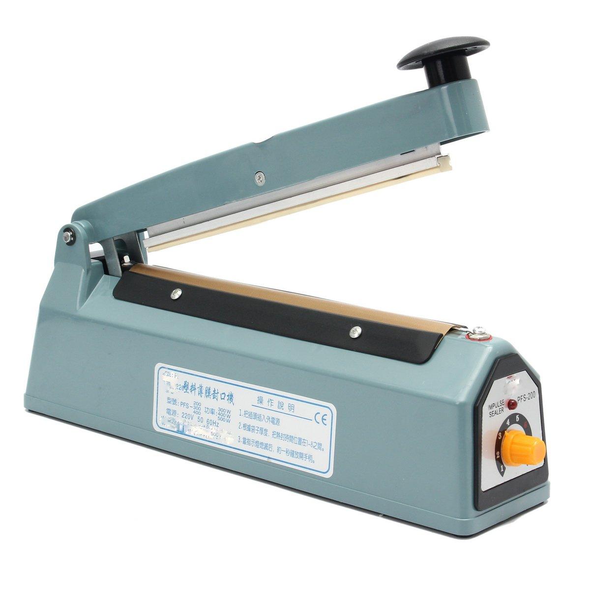 Hand Pressure Seal Ring Machine Plastic Film Sealers Machine Plastic Closer