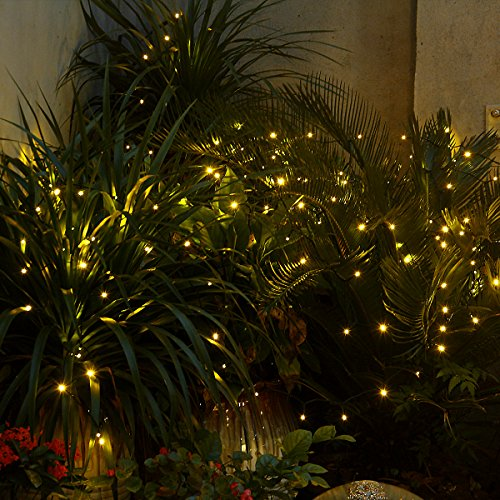 lalapao 2 pack solar string lights 72ft 22m 200 led 8 import it all