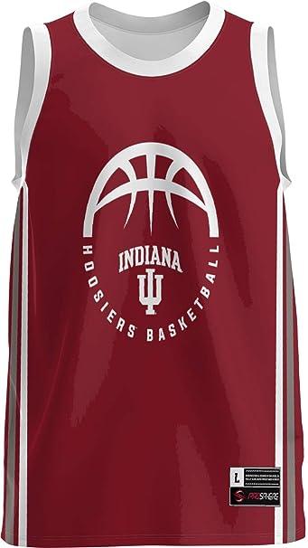 hot sale online f21a3 e2aa8 Amazon.com: ProSphere Indiana University Basketball Men's ...