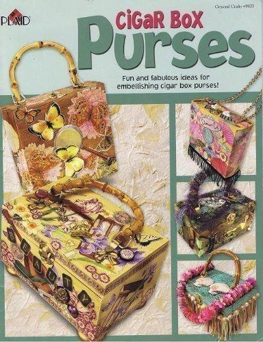 Cigar Box Purses (General Crafts, (Purse Cigar Box Purses)