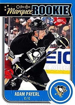 Amazon.com  (CI) Adam Payerl Hockey Card 2014-15 O-Pee-chee (base ... 9fc975dac