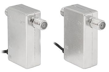 Dintel - Power Link extensor de mandos por coaxial | Modulación y desmodulación FSK | Adecuado