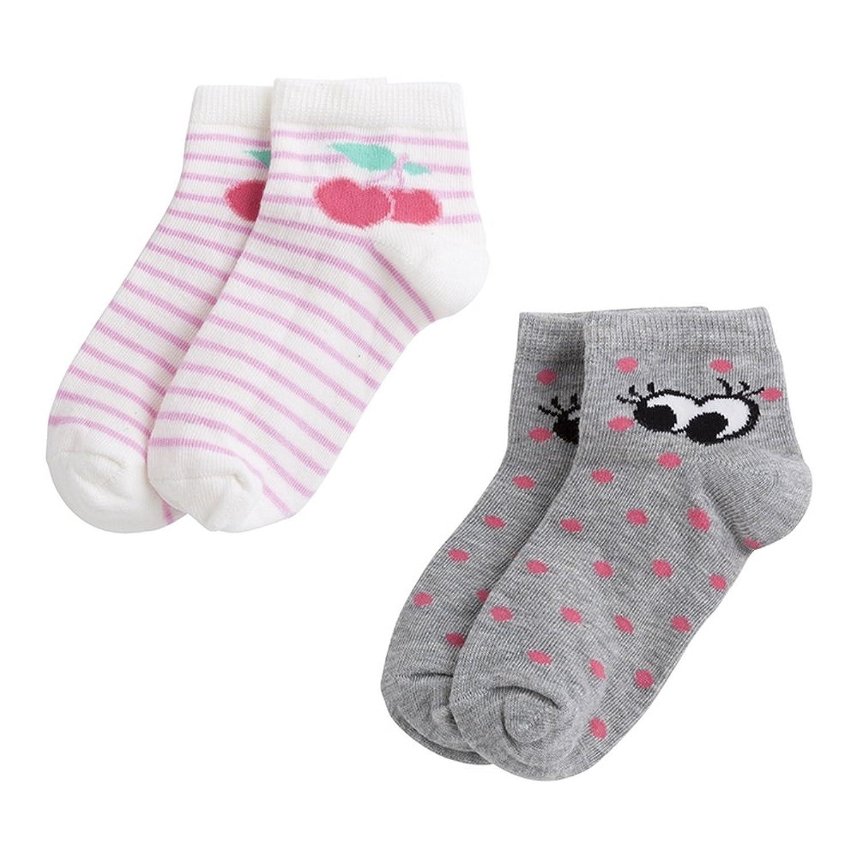 Canada House pack de calcetines niña sock