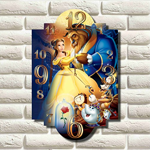 Costume Cogsworth Clock (Beauty and the Beast 17'' x 11