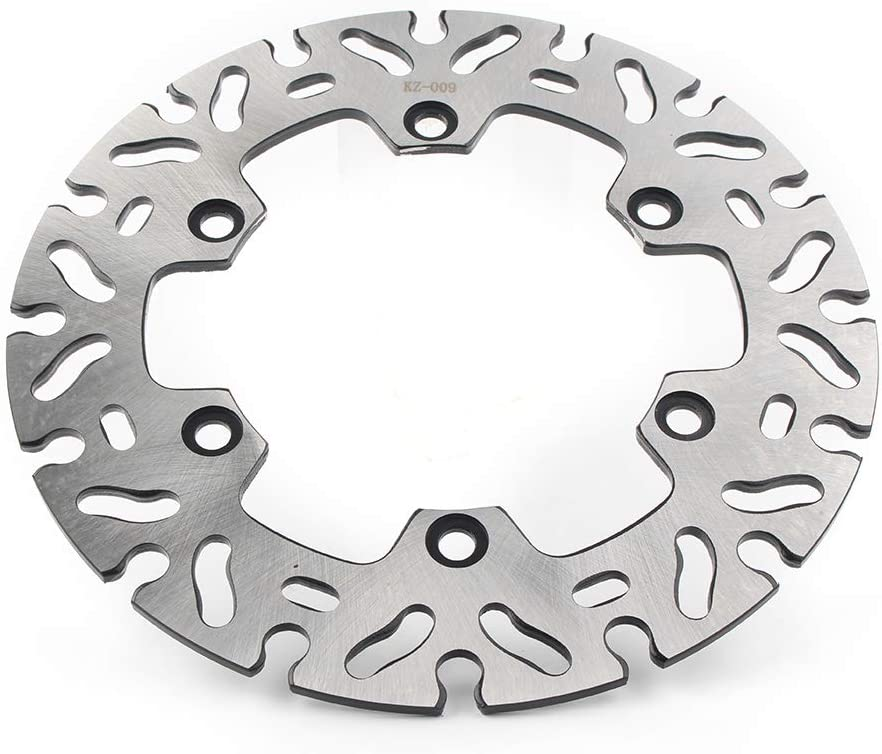 DT200 TT250R DT230 Lanza GZYF Motorcycle Rear Brake Disc Rotor Compatible with Yamaha WR200 TT-R250 L-V LC-VC W
