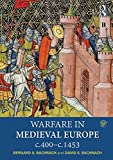 img - for Warfare in Medieval Europe c.400-c.1453 book / textbook / text book