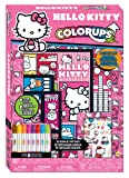 Savvi Hello Kitty MEGA ColorUps Art Kit