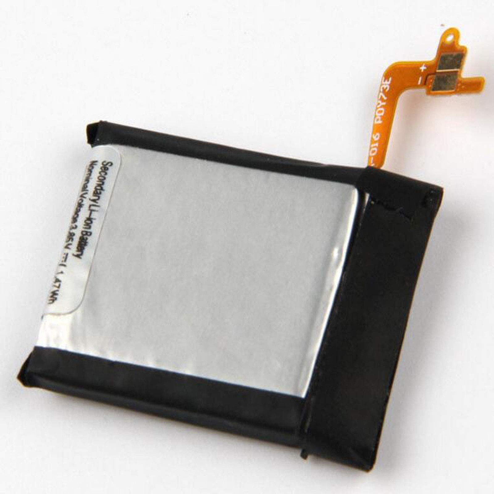 Tesurty Replacement Battery for S3 Frontier SM-R760, S3 Classic R770, R760, R770, BR760, R765 EB-BR760A [3.85V 380mAh] GH43-04699A