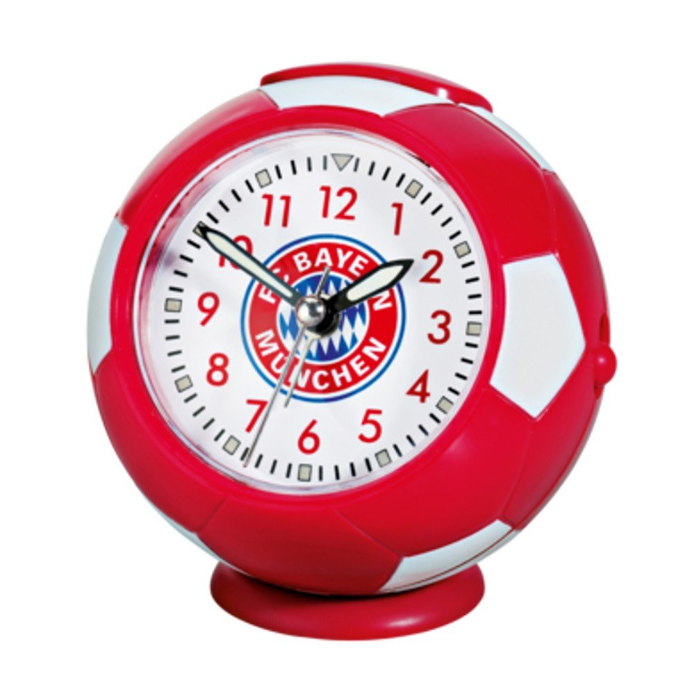 FC Bayern Munich Football Alarm Clock
