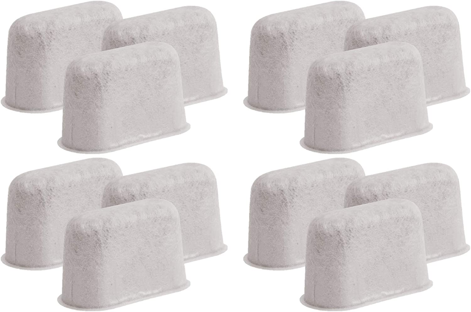10 Pack Cuisinart DCC-RWF1 Replacement Coffee maker Water Filters