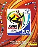 South Africa 2010 Fifa World Cup Sticker Album Filled Full