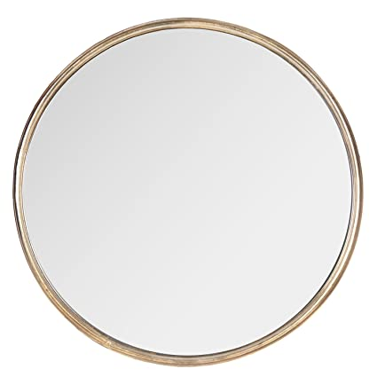 Amazon.com: Kathy Kuo Home Libby Hollywood Regency Thin Frame ...