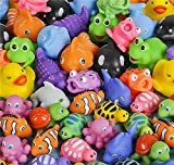 72 PC 2.75-3'' SQUIRT TOYS, Case of 8