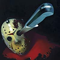 Friday The 13Th The Final Chapter Ost 180Gblue Wsmokegreen W Smoke Vinylremastered
