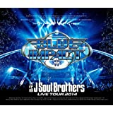 三代目J Soul Brothers LIVE TOUR 2014「BLUE IMPACT」(Blu-ray Disc2枚組)
