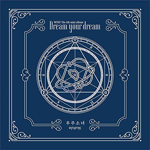 CD : WJSN COSMIC GIRLS - Dream your dream [Blue ver.]