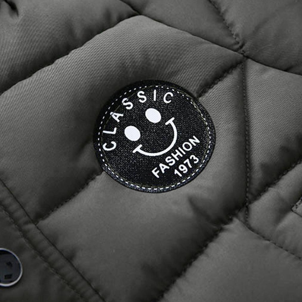 Coerni Baby Kids Boy Classic Design Thick Warm Hooded Coat