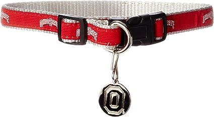 Sporty K9 NCAA Kentucky Wildcats Ribbon Dog Collar
