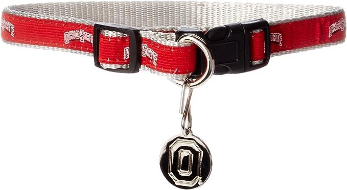NCAA Oklahoma Sooners Premium Small Dog Collar