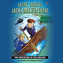 THE ADVENTURE IN THE AMAZON: BRAZIL: SECRET AGENTS JACK AND MAX STALWART, BOOK 2
