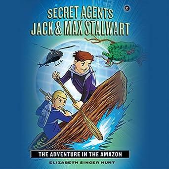 Amazon com: The Adventure in the Amazon: Brazil: Secret
