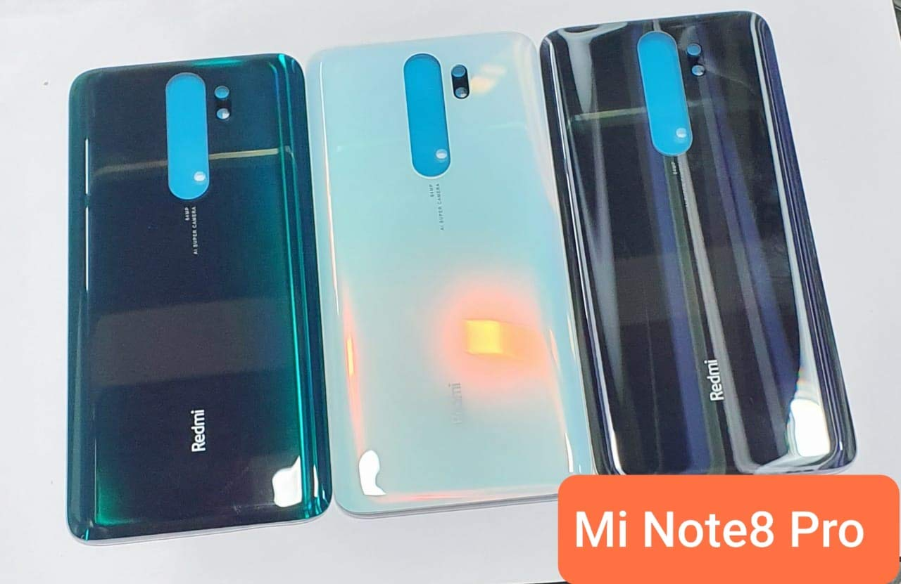 Compatible Back Panel For Redmi Note 8 Pro Amazon In Electronics