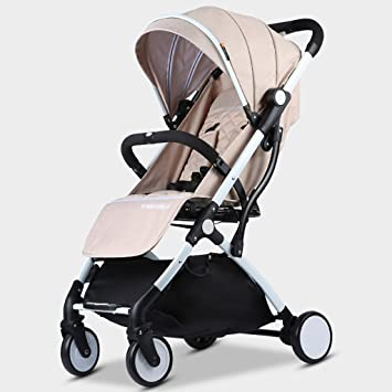 Strollers DD Carro de bebé Plegable, Convertible en ...