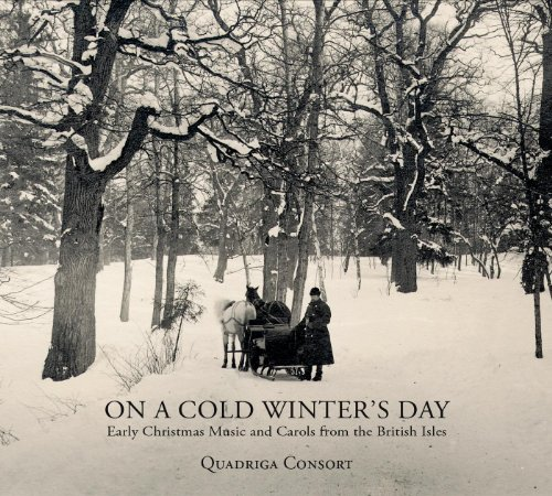 On a Cold Winter's Day - Early Christmas Music and Carols from the British Isles Christmas Music