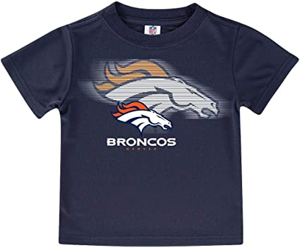NFL Denver Broncos Boys Short Sleeve
