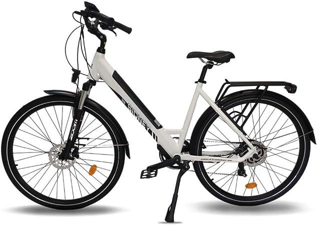 URBANBIKER Bicicleta Eléctrica Sidney, 250 W, 36V 14Ah (504Wh), 28