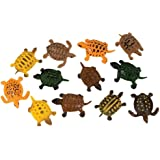 "Turtles (approximately 1.5""-2"" long - size varies), 12PK"