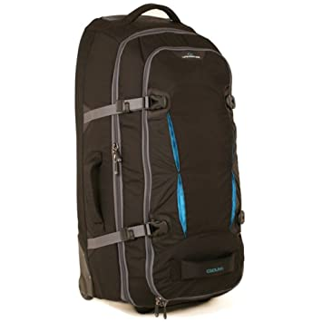 LifeVenture Ceduna Wheelie Duffle - 90 litre 800 x 390 x 330 mm   Amazon.co.uk  Luggage c667df4ac58b8