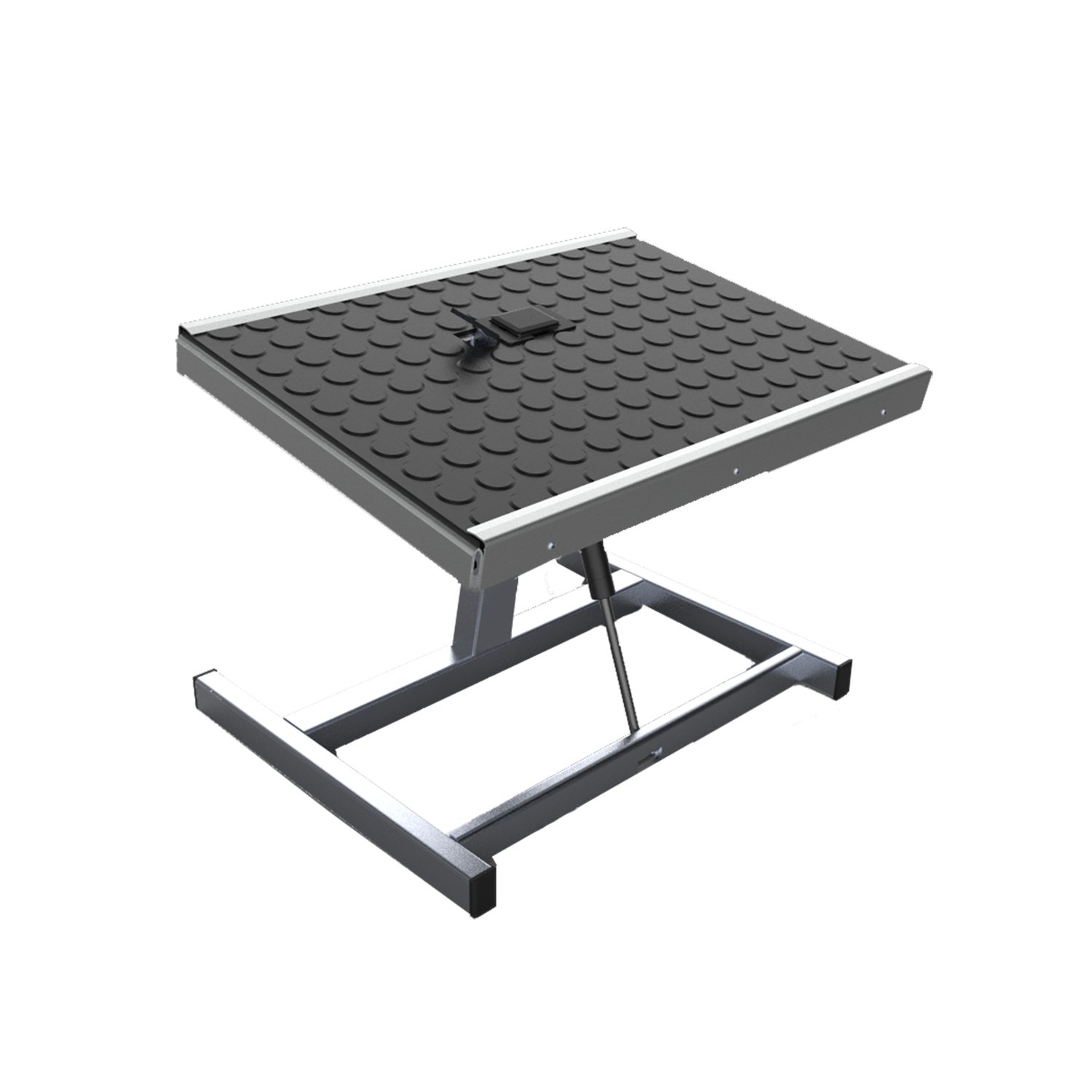Annstory Auto Adjustable Footrest,Ergonomic Comfortable Height-Adjustable Footstool for Home and Office (Heavy Frame) by Annstory (Image #5)