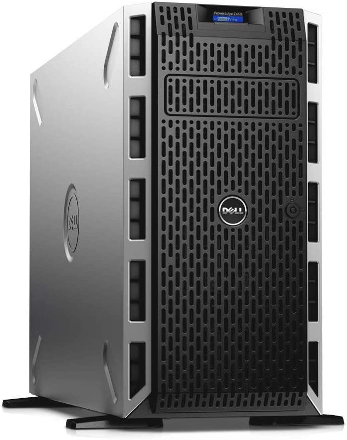 Dell PowerEdge T320 Tower Server | 1X 2.10GHz 8 Cores | 128GB | H310 | 32TB Storage (Renewed)