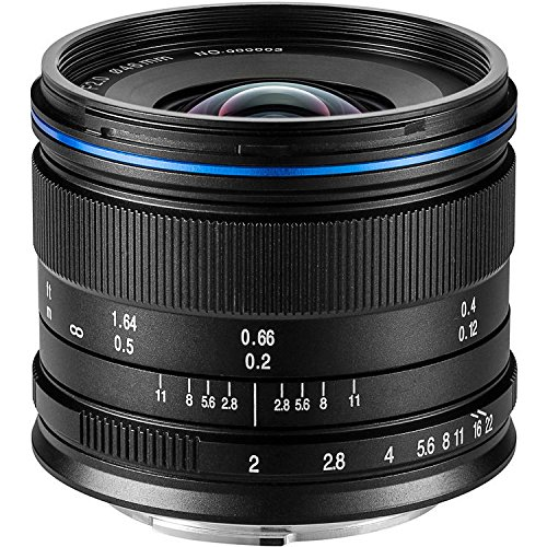 laowa ve7520mftstblk–7.5mm Lens for Micro 4/3Cameras (16.9MP, HD 720p) Black by LAOWA (Image #3)
