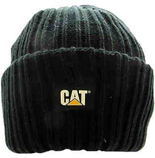 b0b8c4fa4402c CAT Workwear Mens Workwear Rib Watch Workwear Cap  Amazon.co.uk ...