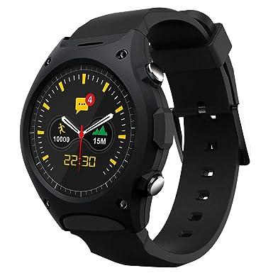 mifree Q8 al aire libre impermeable IP67 Bluetooth Smart Watch Reloj de pulsera para IOS Android