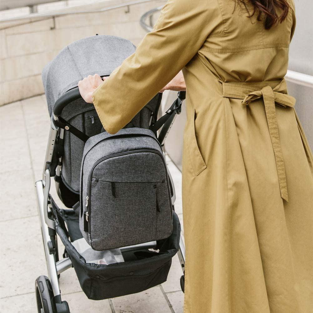 UPPAbaby Changing Backpack Sierra Dune Knit