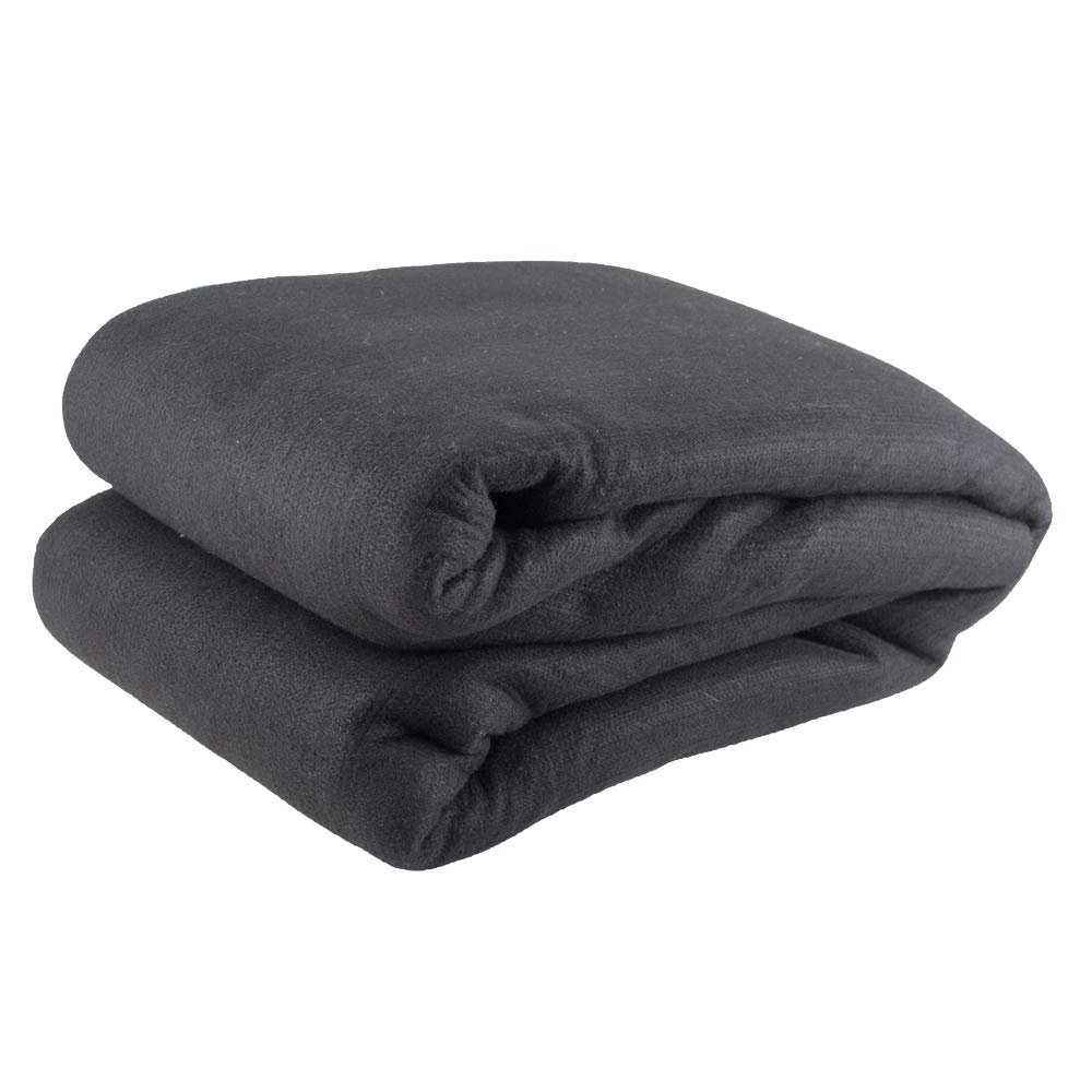 Sellstrom S97625 Welding Blanket - 16 oz Carbon Felt - 6'x8' - Black by Sellstrom