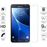 CEDO Anti Shatter Tempered Glass for Samsung Galaxy J7 Prime (Transparent)