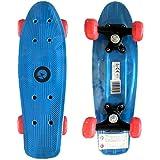 Leo Skate Board 17 - Blue